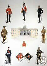 #55 Royal Military Academy, Sandhurst Print for Framing