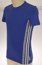 T-shirt maglietta girocollo uomo BIKKEMBERGS art.P261 T30 T.XXL col.3300 BLUETTE