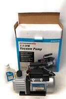 Pittsburgh Automotive 2.5 CFM AC Refrigeration Vacuum Pump 98076