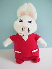 2011 Rosemary Wells 10 Inch Plush Bunny Max and Ruby