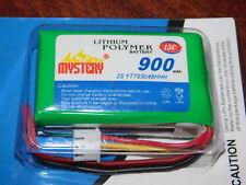 BATTERIE au LITHIUM polymer battery 900mAh 15C 2S-YT703048HHH 2SYT703048HHH