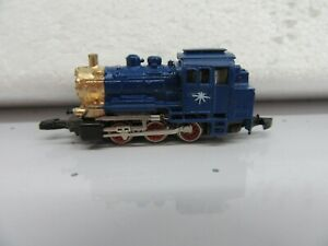 Z - Marklin 8800 Unique Special Painted Steam Loco BR89 - LOOK