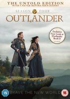 Neuf Outlander Saison 4 - The Untold Edition DVD (CDRPV91251)
