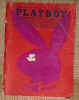 CHRISTMAS ISSUE ☆Playboy Magazine December 1971 ☆Pull Out Centerfold☆