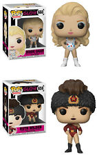Funko POP! Television ~ GLOW VINYL FIGURE SET ~ Ruth Wilder & Debbie Eagan