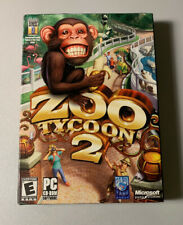 Zoo Tycoon 2 - PC Retail Box Vg