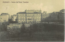 0084) FRASCATI (ROMA) VEDUTA DALL'HOTEL TUSCULUM. VIAGGIATA.