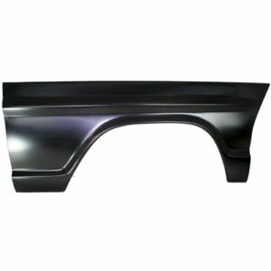 FO1241102 Fender for 67-72 Ford F-100 Front, Passenger Side