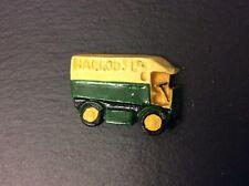 Very Rare Harrods Van Fridge Magnet