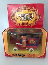 CORGI 2031 ,  FOZZIE BEAR  , THE MUPPET SHOW ,   boxed