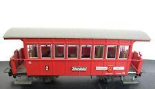 """Liliput L 344358 Spur H0e Perswg. Bi, """"Ried"""", B 12, Zillertalbahn, Ep.VI"""