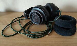 PHILIPS FIDELIO X2 HEADPHONES (Dekoni Pleather pads )........ VG CONDITION & BOX