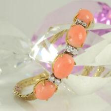 Markenlose Diamant Echtschmuck-Armbänder aus Gelbgold