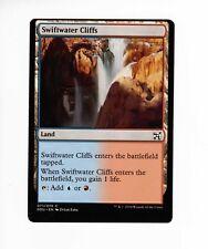 Misprint Miscut Swiftwater Cliffs (#1) | NM | Elves vs. Inventors | Magic MTG