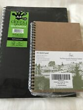 2 Sketch Pads New Sealed. A4 & A5