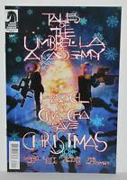 Umbrella Academy Hazel & Cha Cha Save Christmas LCSD 2019 Variant Comic
