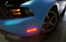 2010-2014 Ford Mustang Oracle Smoked Concept LED Sidemarkers Set of 4 9700-020