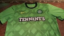 Nike Authentic The Celtic Football Club Soccer Football Jersey Mens Size Large