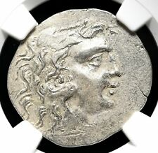THRACE, Odessus. Type of Alexander the Great, 125-70 B.C. Tetradrachm, NGC XF
