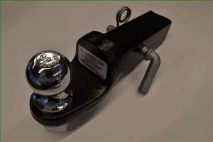 Trailer Hitch Ball-and ball mount VOLKSWAGEN OEM 7P0092730