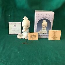 """New ListingPrecious Moments 1992 """"Pm-922"""" """"Sowing The Seeds Of Love"""" New In Box With Tags"""