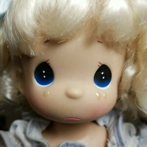 NOS 2007 Precious Moments 4433 I'm Blue Without You Doll