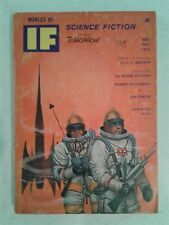 If - Worlds of Science Fiction - May 1968 - Stories by Macapp, Zelazny, Carter