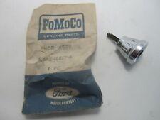 64-66 Ford Custom Falcon Galaxie 500 Mustang Radio Knob NOS C4AZ-18817-A