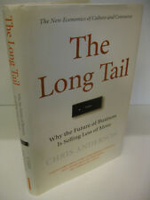 The LONG TAIL by Chris Anderson 1st Edition/1st Printing 2006 Hyperion Fine/Fine