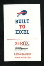 Buffalo Bills--2007 Pocket Schedule--Xerox