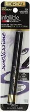Loreal Paris Infallible Never Fail Powder Eyeliner Pen 704 - Purple Smoke NEW