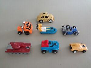 G1 Transformers Hasbro Vintage Minibots Lot Beachcomber Huffer Bumblebee Minispy