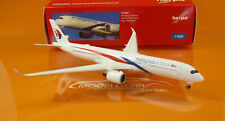 Herpa Wings 532990 Malaysia Airlines Airbus A350-900 Scale 1 500