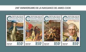 Central Africa 2018 James Cook explorer  S201811