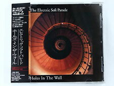 THE ELECTRIC SOFT PARADE Holes In The Wall+1 BVCP-21236 JAPAN CD w/OBI 160az58