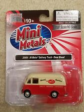 Mini Metals Ho scale 30404 Ih Metro Delivery Truck Omar Bread