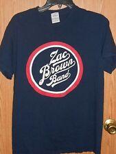 Zac Brown Band 2014 Tour T Shirt Adult Medium