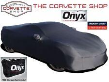 Corvette Onyx Car Cover C8 2020-20121 Lycra Spandex Indoor Lightweight 52268