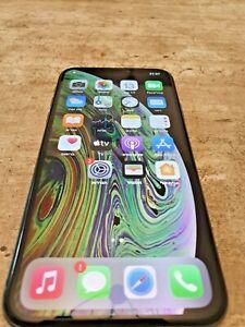 Apple iphone XS 256gb Sprint Smartphone Locked Sim