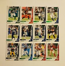 2019 Absolute Football Base Set Parallels GREEN/RED/BLUE - Pick Your Player