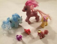 Bundle of My Little Pony Toys x6