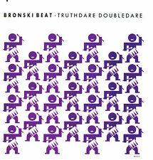 """BRONSKI BEAT """"TRUTHDARE DOUBLEDARE """"  LP SIGILLATO  LONDON-MCA 1986 RARO"""