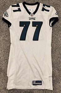 Team Issued Reebok Philadelphia Eagles Mike McGlynn jersey 09-50