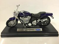 Motorbikes, Yamaha, Roadster, Warrior,  New & Sealed 1/18