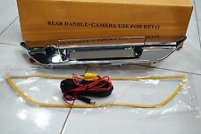 TOYOTA HILUX REVO 2015 REVERSE CAMERA WITH CHROME HANDLE TAILGATE
