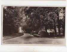 Seaton Road Hornsea Yorkshire 1930 RP Postcard Thos Wise  502b