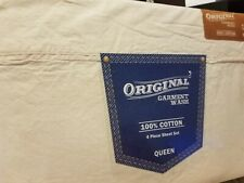 Original 4 Piece Queen Sheet Set, White