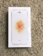 BRAND NEW Apple iPhone SE 32GB - Gold BOOST MOBILE - Mfg 1 Year Warranty!