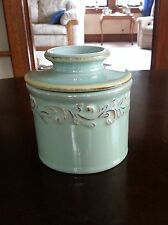 SEA SPRAY ANTIQUE COLLECTION BUTTER BELL CROCK KEEPER - L. TREMAIN INC.