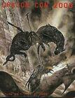 DragonCon 2000 Program/Yoshitaka Amano Cover/Dave Stevens Splash